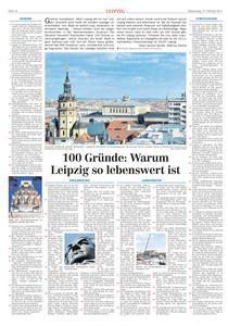 100 Gründe warum Leipzig so lebenswert ist