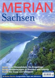 Merian Sachsen/ Ausgabe Oktober