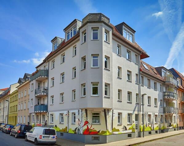 Immobilien, Mehrfamilienhaus, Leipzig, Verkauf, Connewitz, Kapitalanlage