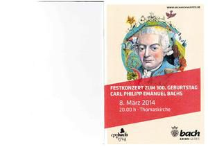 Festkonzert Bach