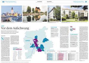 Handelsblatt Trendviertel 2013