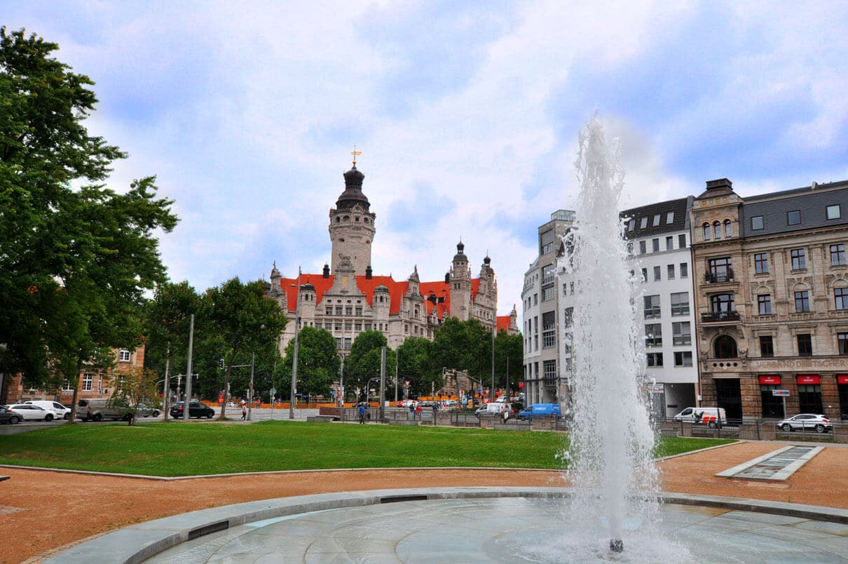 New Town Hall Leipzig