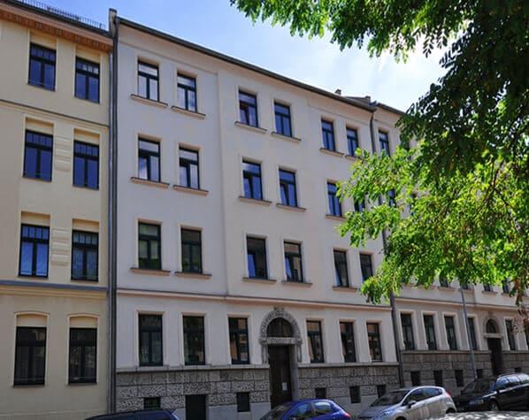 Immobilien, Mehrfamilienhaus, Leipzig, Verkauf, Stötteritz, Kapitalanlage