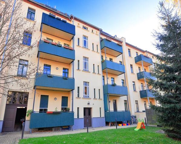 Immobilien, Eigentumswohnung, Leipzig, Verkauf, Connewitz