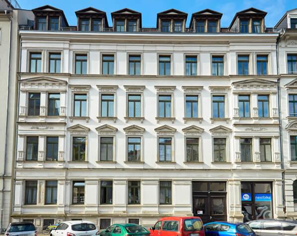 Immobilien, Eigentumswohnung, Verkauf, Leipzig, Zentrum-West