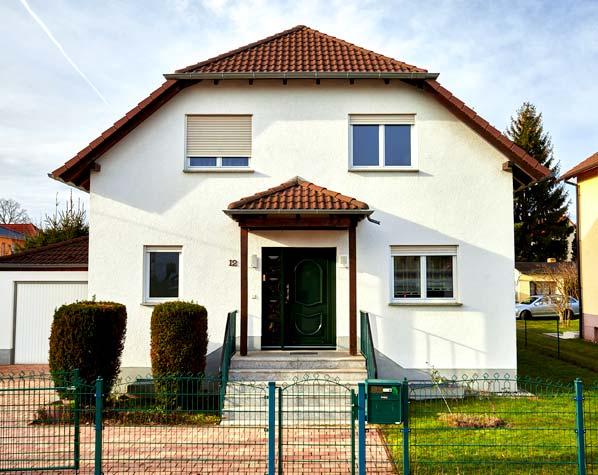 Einfamilienhaus, Leipzig-Wiederitzsch