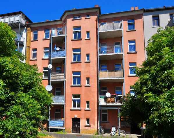 Immobilien, Eigentumswohnung, Leipzig, Haus, Mehrfamilienhaus, Verkauf, Sellerhausen-Stünz, Kapitalanlage