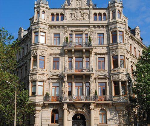 Palais Rossbach Leipzig