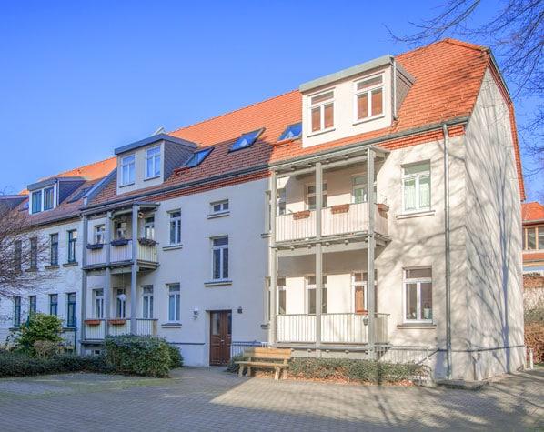 Eigentumswohnung, Kaufen, Immobilien, Leipzig, Kapitalanlage, Südvorstadt