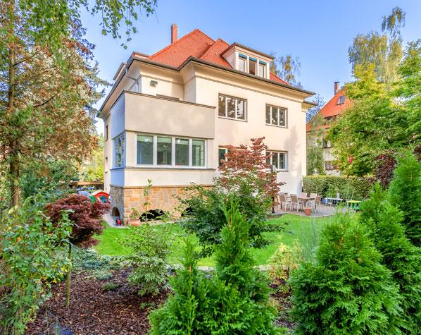 Immobilien, Eigentumswohnung, Verkauf, Leipzig, Stötteritz, Villa