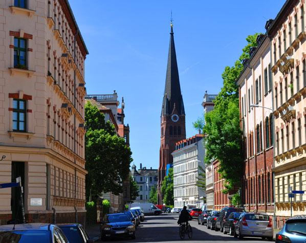 Leipzig, Immobilien, Immobilienmakler, Kapitalanlage, Eigentumswohnung, Lindenau