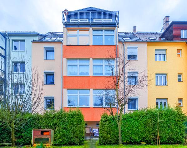 Leipzig, Immobilien, Immobilienmakler, Mehrfamilienhaus, Gohlis