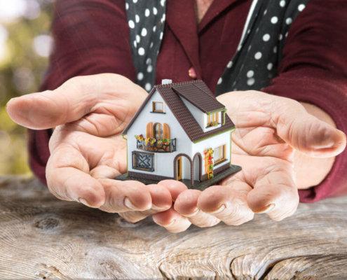 Immobilien vererben