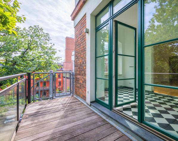 Immobilien, Eigentumswohnung, Leipzig, Wohnung, Verkauf, Plagwitz, Denkmal, Exklusiv