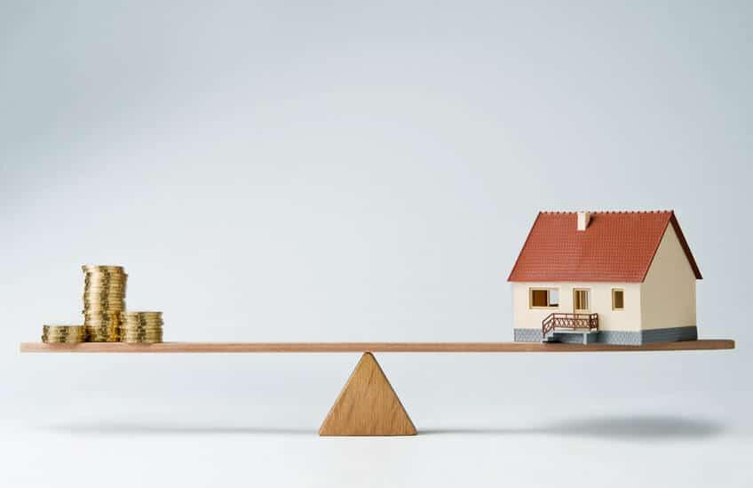Immobilie vermieten oder selbst drin wohnen
