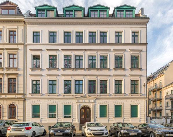 Immobilien, Eigentumswohnung, Leipzig, Wohnung, Verkauf, Bachviertel, Zentrum-West