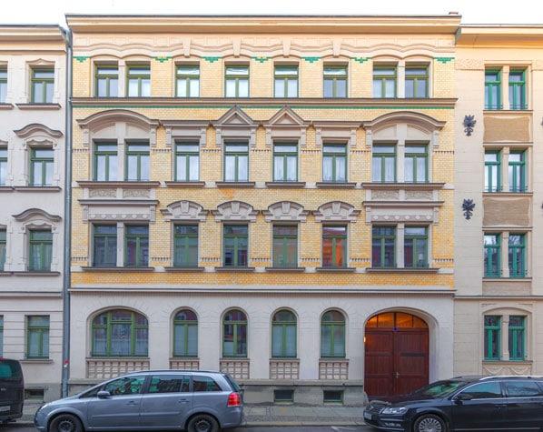 Immobilien, Eigentumswohnung, Leipzig, Wohnung, Verkauf, Lindenau