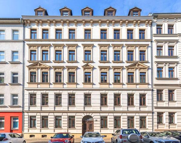 Mehrfamilienhaus, Zinshaus, Kapitalanlage,Immobilien, Eigentumswohnung, Leipzig, Wohnung, Verkauf, Gohlis-Mitte
