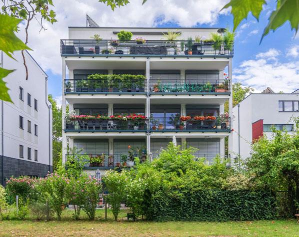 Exklusiv, Modern, Neubau, Immobilien, Eigentumswohnung, Leipzig, Verkauf, Wohnung, Zentrum-Süd