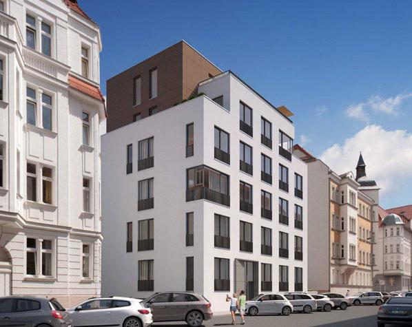 Immobilien, Eigentumswohnung, Leipzig, Wohnung, Verkauf, Südvorstadt, Neubau