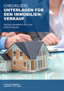 Wichtige Unterlagen für den Verkauf der Immobilie