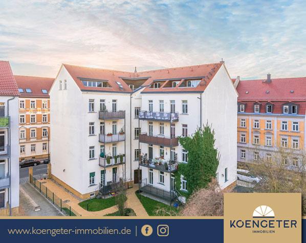 Immobilien, Eigentumswohnung, Leipzig, Wohnung, Verkauf, Gohlis, Markkleeberg