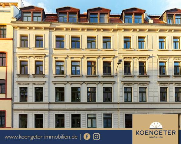 Immobilien, Eigentumswohnung, Leipzig, Wohnung, Verkauf, Gohlis, Markkleeberg, Plagwitz