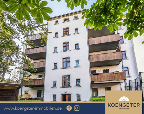 Immobilien, Eigentumswohnung, Leipzig, Wohnung, Verkauf, Gohlis, Markkleeberg, Zentrum-Nord