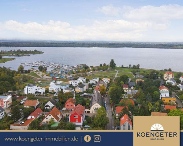 Immobilien, Grundstück, Eigentumswohnung, Leipzig, Wohnung, Verkauf, Markkleeberg, Cospudener See
