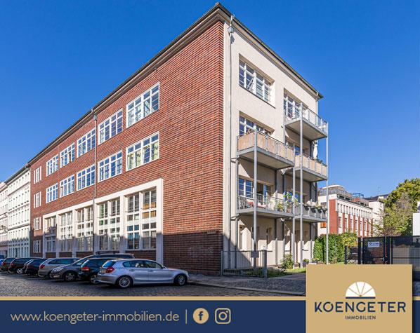 Loft, Immobilien, Eigentumswohnung, Leipzig, Wohnung, Verkauf, Gohlis, Südvorstadt