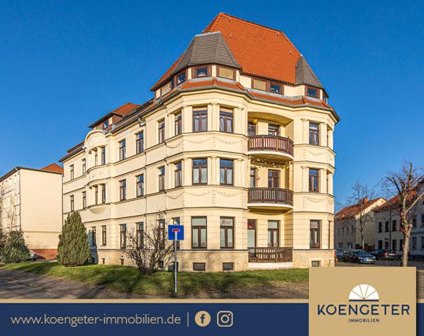 Immobilien, Mehrfamilienhaus, Leipzig, Verkauf, Engelsdorf, Kapitalanlage