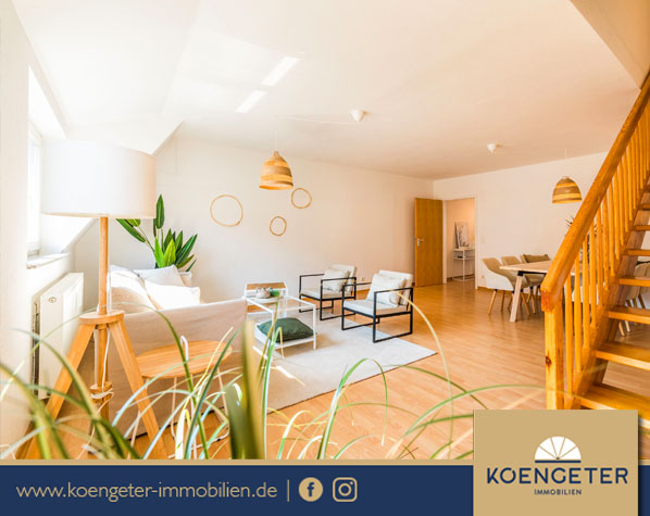 Home-Staging, Immobilien, Eigentumswohnung, Leipzig, Wohnung, Verkauf, Zentrum-West