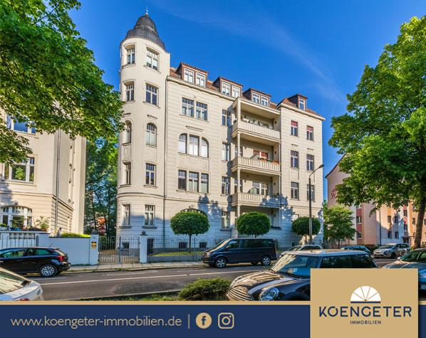 Eigentumswohnung, Rendite, Kapitalanlage, Immobilien, Eigentumswohnung, Verkauf, Leipzig, Südvorstadt