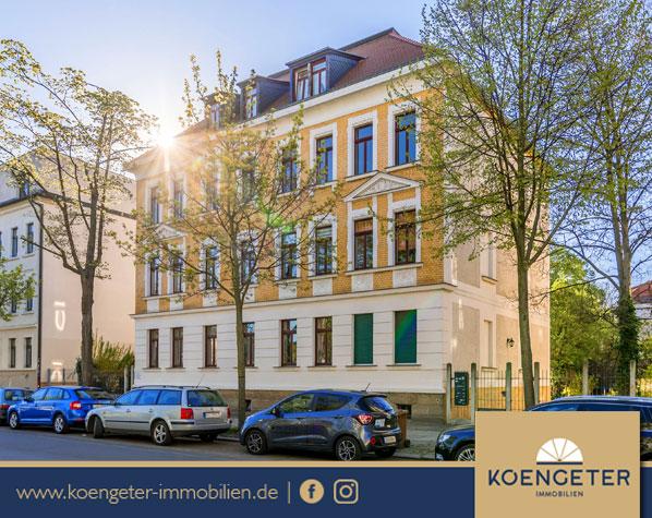 Immobilien, Eigentumswohnung, Leipzig, Wohnung, Verkauf, Kapitalanlage, Leipzig, Connewitz