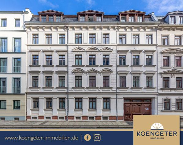 Immobilien, Eigentumswohnung, Leipzig, Wohnung, Verkauf, Kapitalanlage, Leipzig, Reudnitz