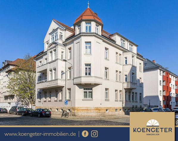 Immobilien, Eigentumswohnung, Leipzig, Wohnung, Verkauf, Kapitalanlage, Leipzig, Südvorstadt